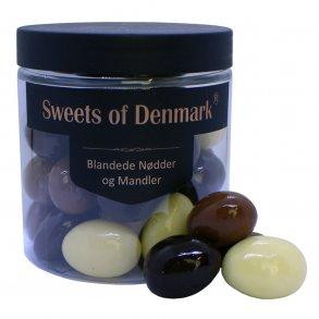 Sweets of Denmark Chokolademandler og Nødder