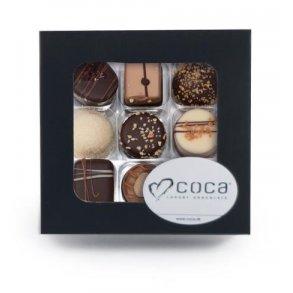 Gaveæsker chokolade