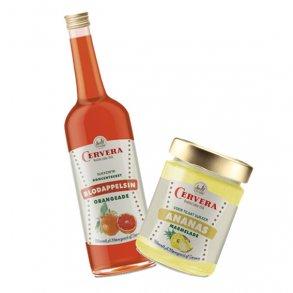 Marmelade og Saft uden tilsat sukker