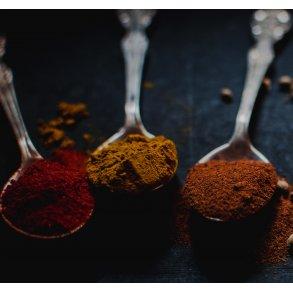 Rene krydderier og krydderurter