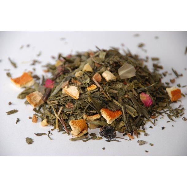 Grøn Jule Te
