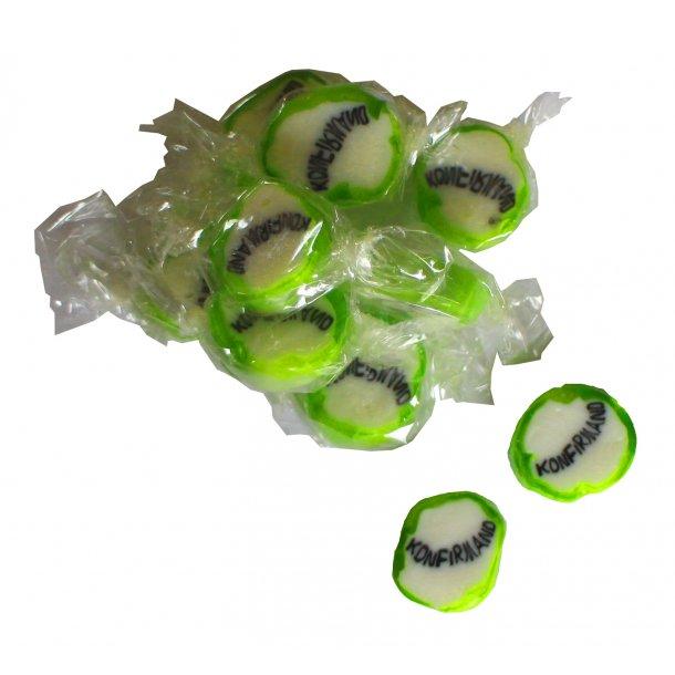 Konfirmand Bolsjer Lime